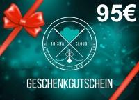 Geschenkgutschein 95€