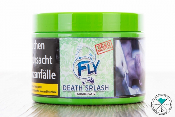 Fly | Death Splash | Nikotinfrei | 200g