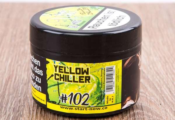 Start Now - Yellow Chiller #102