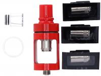 Cubis Atomizer | Rot | 3,5ml | Verdampferkopfset