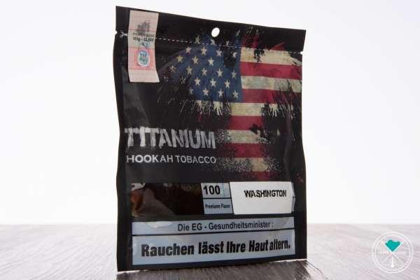 Titanium | Washington | 100g