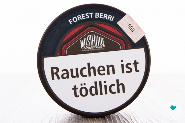 Must Have | Forest Berri | 200g