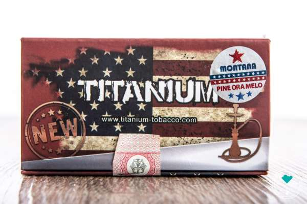 New Titanium | Montana | 200g
