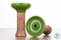 Oblako   Phunnel M   Glazed Toxic Green   Tonkopf