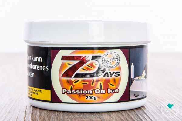 7Days | Platin | Passion on Ice | 200g
