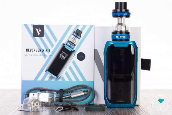 Vaporesso | Revenger X Kit | Blau