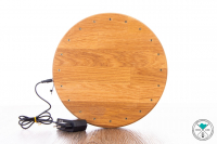 Shisha Cloud | Laser V1 | Holzuntersetzer | 20 Dioden