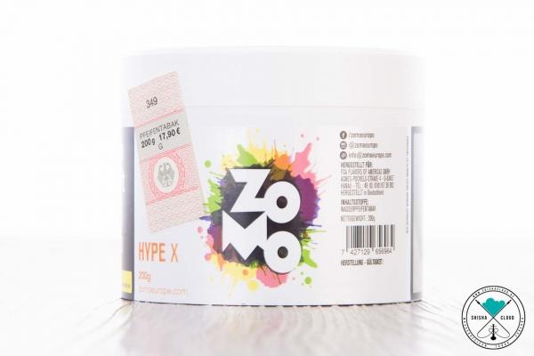 ZOMO   HYPE X   200g