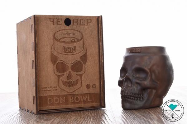 DON   Skull   3D