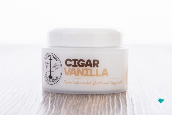 True Cloudz | Cigar Vanilla | Hookah Creme