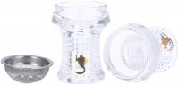 Dschinni   Nero Pro   Glaskopf   mit Seflex