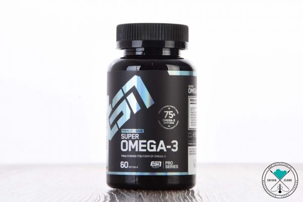 ESN | Omega-3 | 60 Kaps.