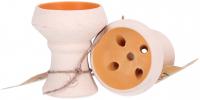 Da Vinci | Steinkopf 2.0 White | Orange