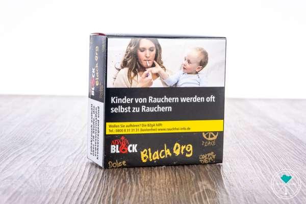 Adalya | Black | BLACK ORG | 200g