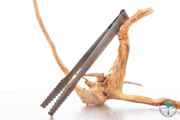 AO Riesenkohlezange Gun Metal 30cm