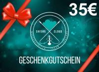 Geschenkgutschein 35€