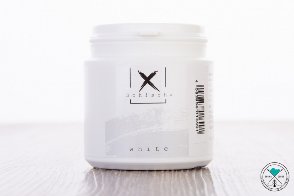 xschischa x pulver White Sparkle Dose 50g