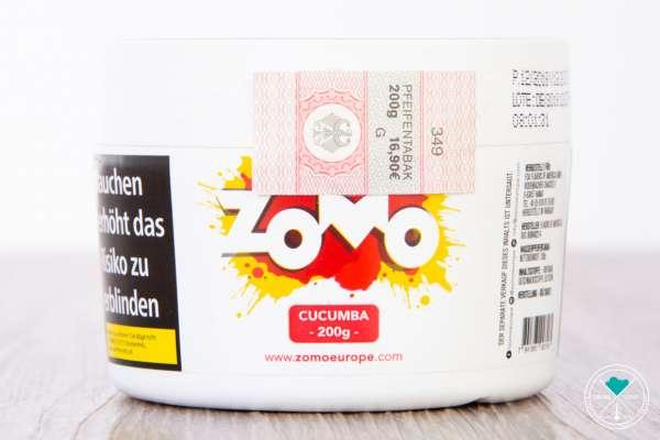 ZOMO | Classic Line | Cucumba | 200g