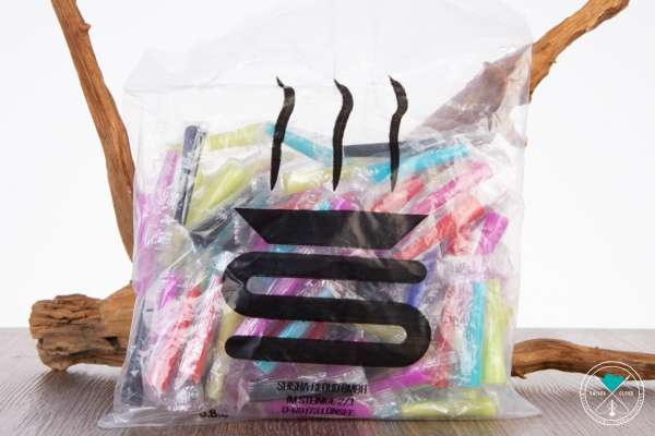 Hygienemundstücke | 6cm | 100er Pack