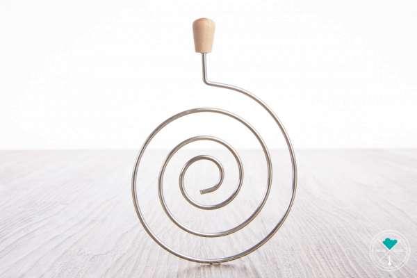 Caesar | Kohle Abstands Spirale