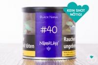 NameLess | Black Nana | #40 | 200g