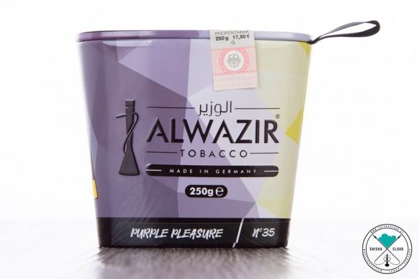 Al Wazir | n° 35 | Purple Pleasure | 250g