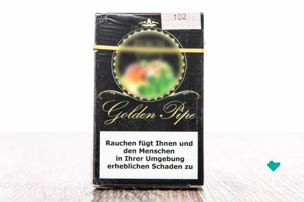 Golden Pipe | Pch Mnt | 50g