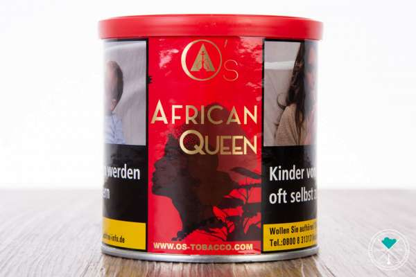 O´s Tobacco | African Queen | 200g