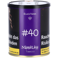 NameLess | Black Nana | 1KG