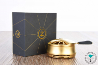 Zidclouds | Zeppelin | HMD | Gold | Aufsatz