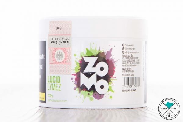 ZOMO | LUCID LYMEZ | 200g