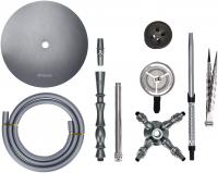 Smokah | Jump 2.0 Premium | Aluminium | Grau | Handcut