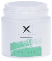 Xschischa | X-Pulver | Türkis Sparkle | 50g