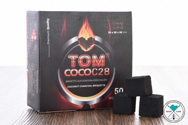 Tom Cococha   COCO   Naturkohle   C28   1KG
