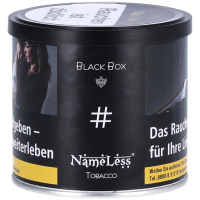 NameLess | Black Box | 200g