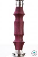 BayernPipe | Säulenset | Pink-Schwarz