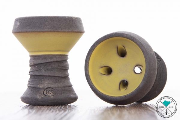 KS APPO | Stone-Kopf | Black Series | Yellow