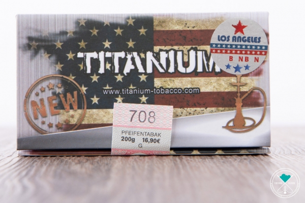 New Titanium | Los Angeles | 200g