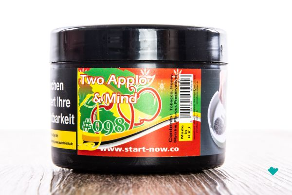 Start Now | Two Applo & Mind #098 | 200g