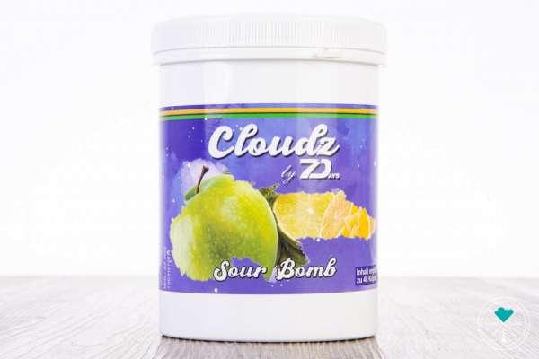 Cloudz | Sour Bomb | Rauchsteine | 500g