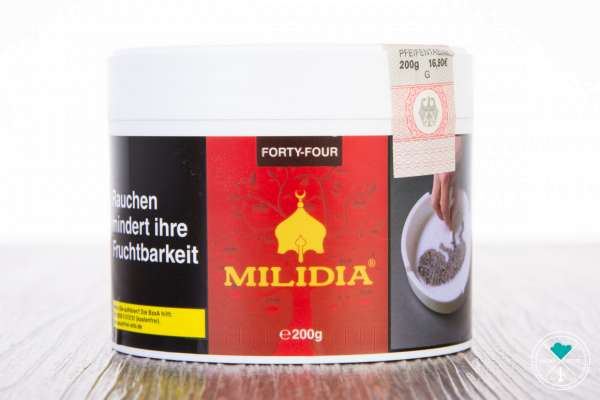 Milidia | Forty Four | 200g