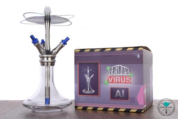TRIBUS | Virus | Blau