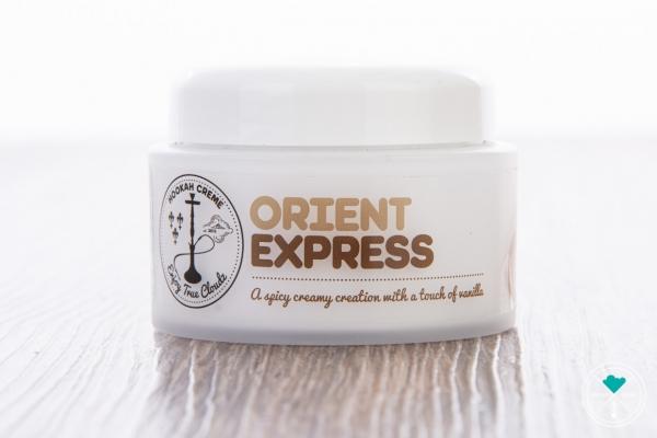 True Cloudz | Orient Express | Hookah Creme