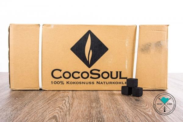 CocoSoul - Naturkohle | Gastro | 20KG