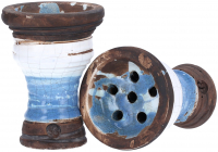 Vintage     Syria   Blue