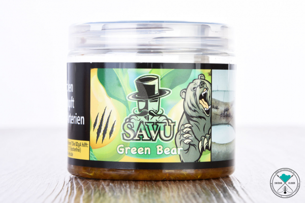 Savu | Green Bear | 200g