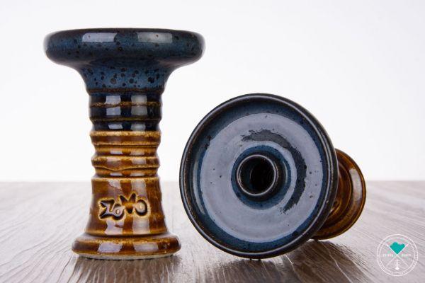 Zomo | HJ Harmony | Bowl | Blue Tobacco