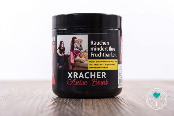 XRACHER | Anise Bomb | 200g