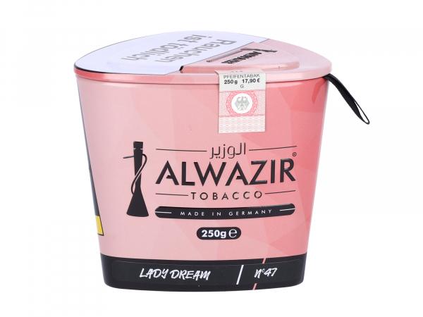 Al Wazir   n° 47   Lady Dream   250g