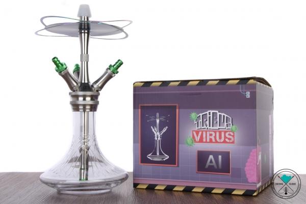 TRIBUS   Virus   Grün   Handcut